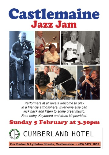 castlemaine-jazz-jam-flyer-5-feb-2017